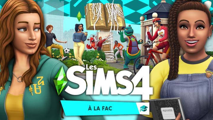 Les Sims 4: À La Fac • Que savons-nous?